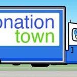 donation town